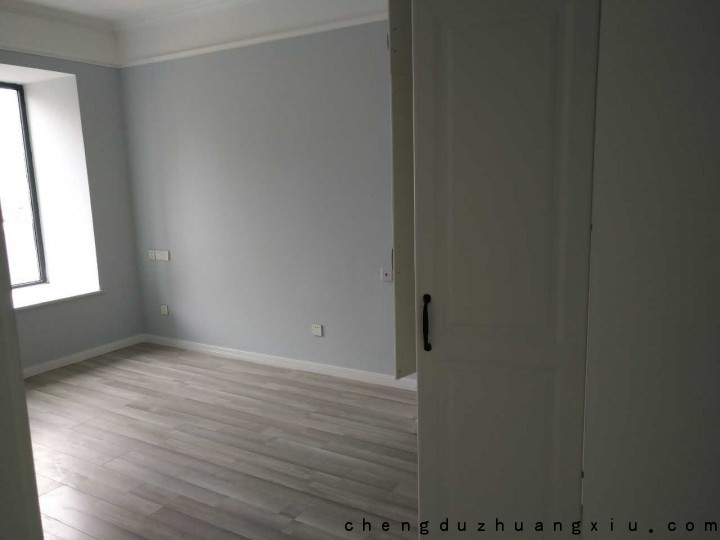 洲际亚洲湾装修竣工图:卧室