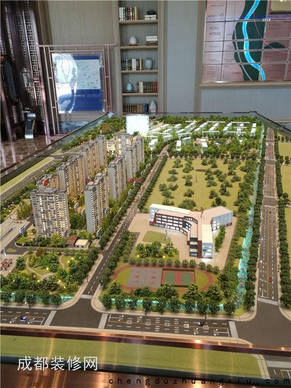 绿地新里城规划设计和草堂小学子美分校